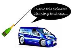 Window Cleaning Business Names